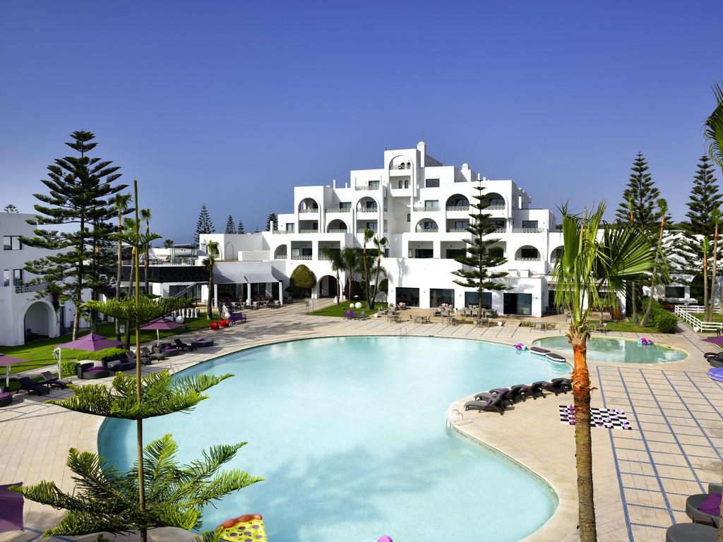 Pullman Mazagan Royal Golf & Spa - Hôtel À El Jadida ... tout Les Jardins D El Jadida