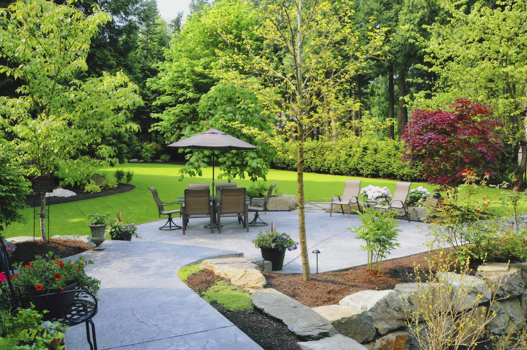 Quel Moment De L'année Pour Aménager Son Jardin ... serapportantà Comment Realiser Un Jardin