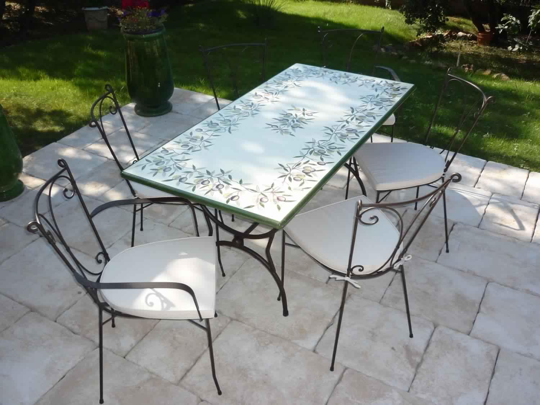 Quel Style Choisir Pour Son Salon De Jardin : Rétro Ou ... pour Table De Jardin Aluminium Jardiland