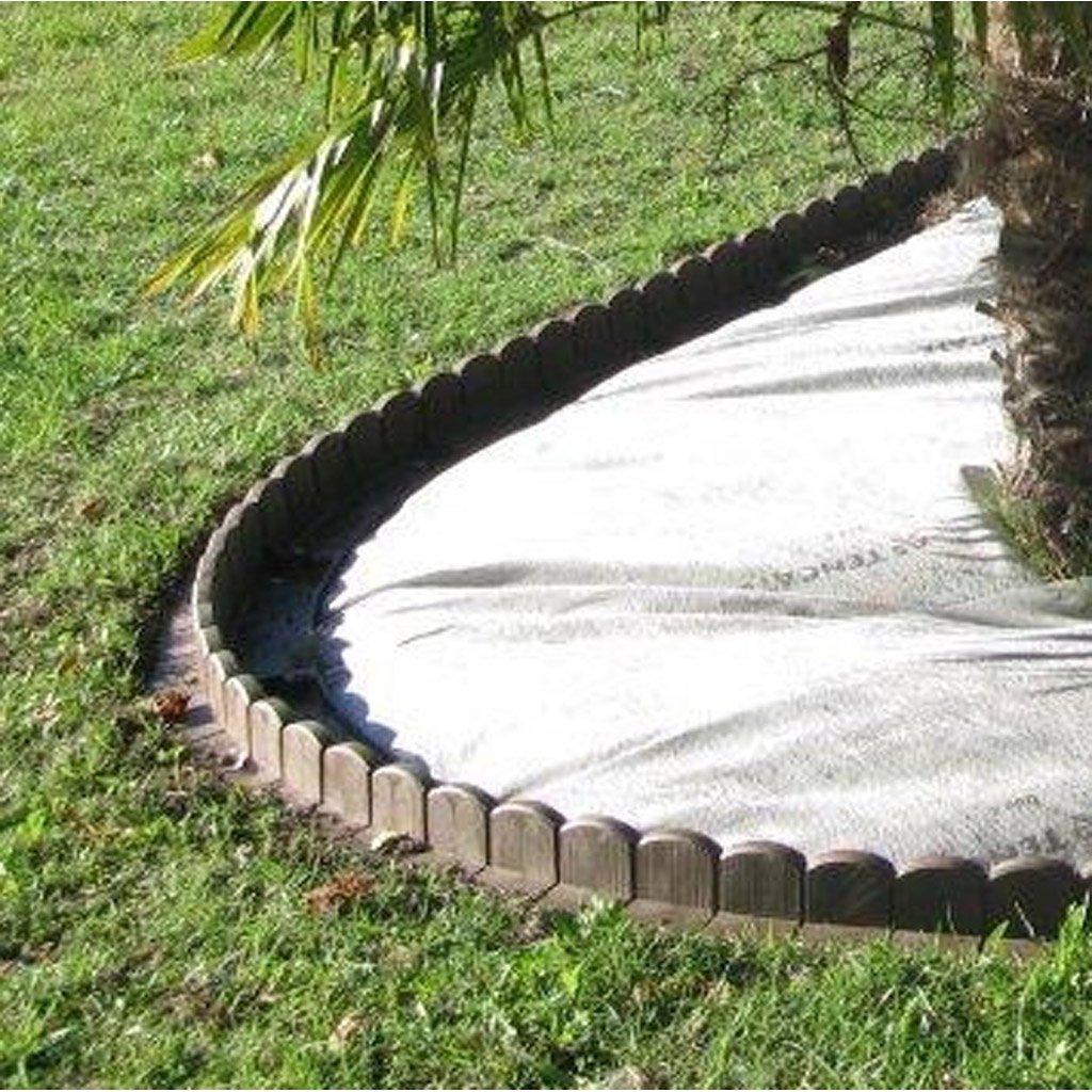 Rateau De Jardin En Plastique à Bordure Courbe Jardin