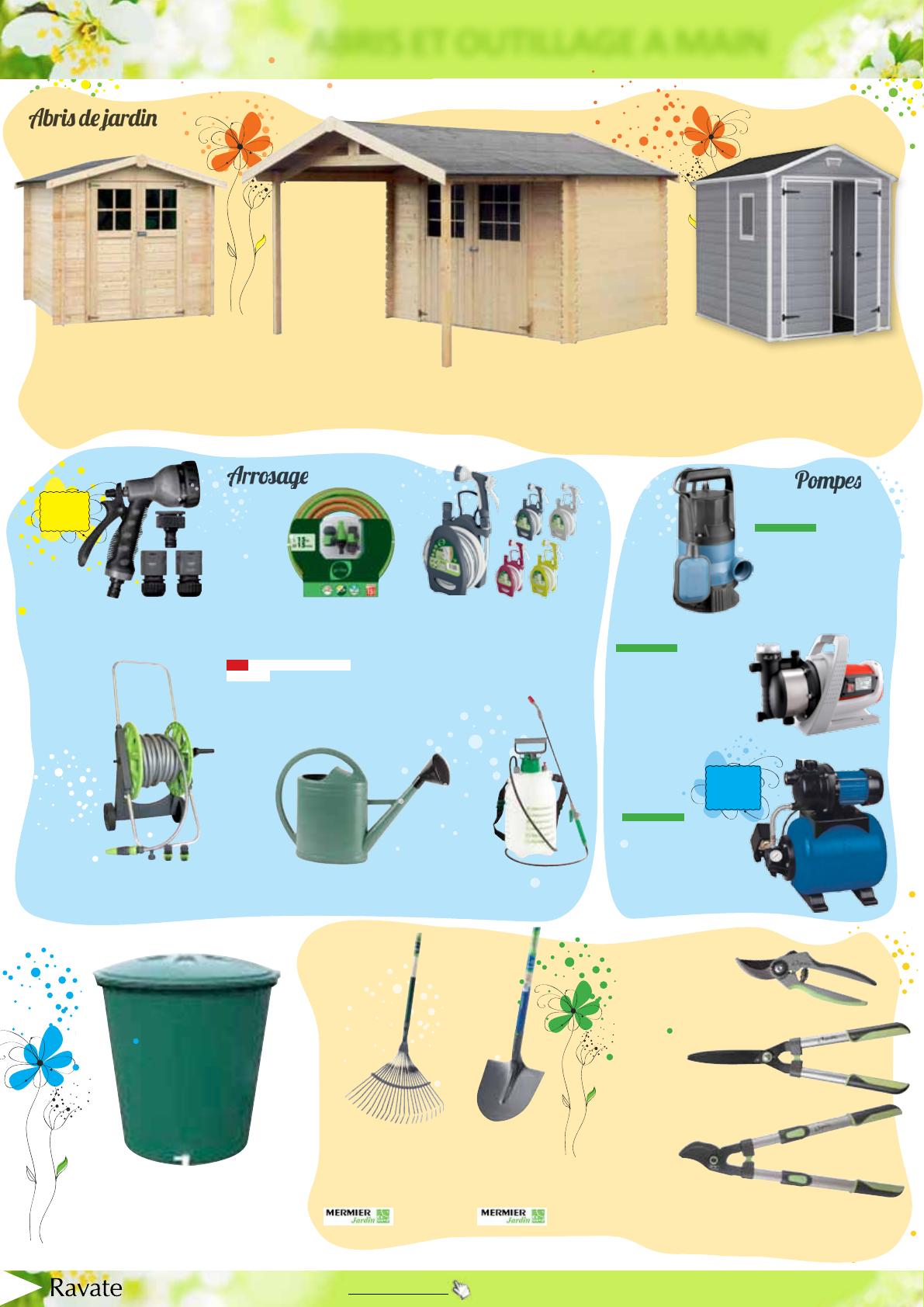 Ravate Jardin Octobre 2013 - [Pdf Document] encequiconcerne Mermier Jardin