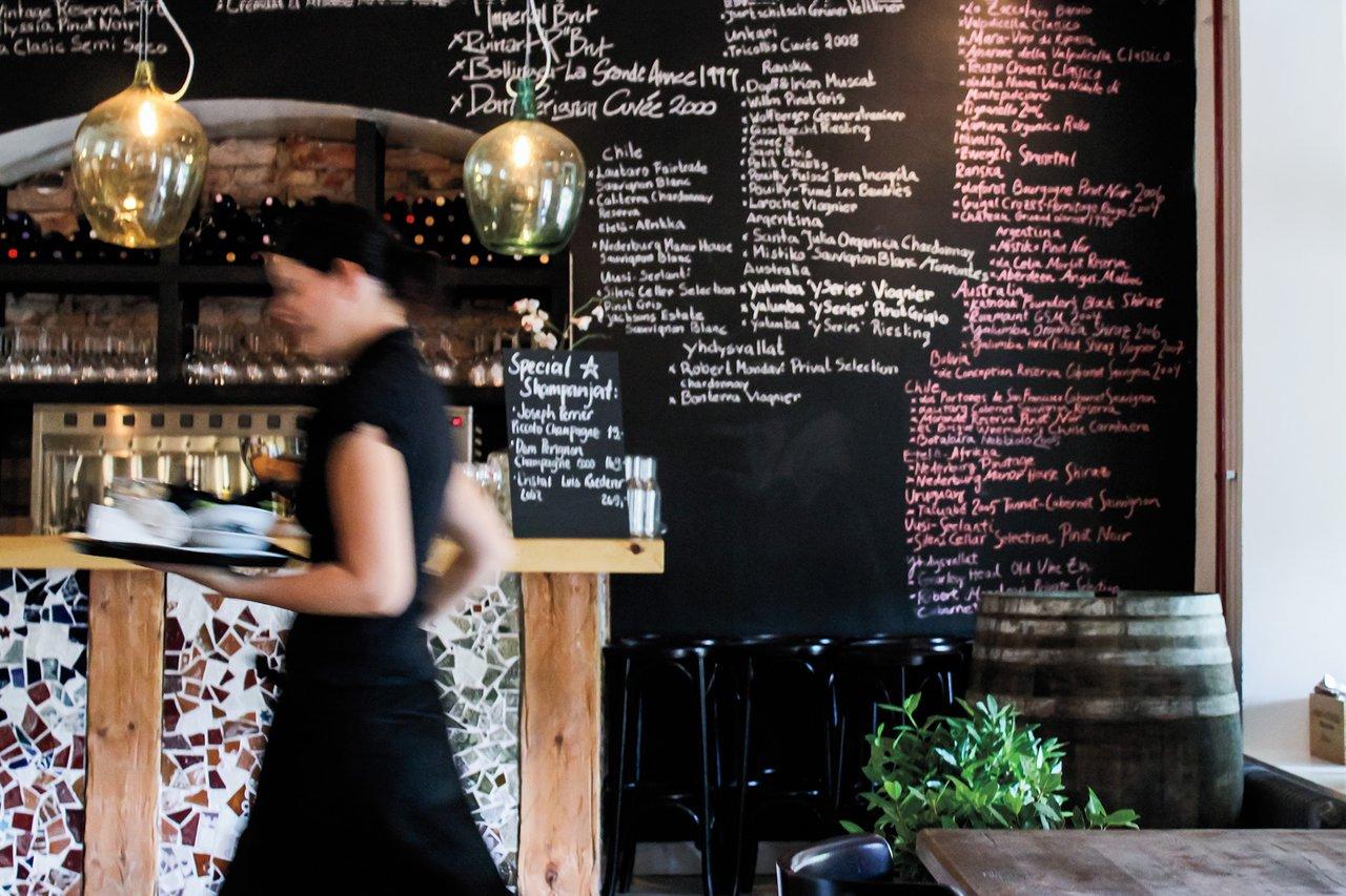 Ravintola Bassi Helsinki - Menu, Prices & Restaurant Reviews ... tout Restaurant Avec Jardin 78