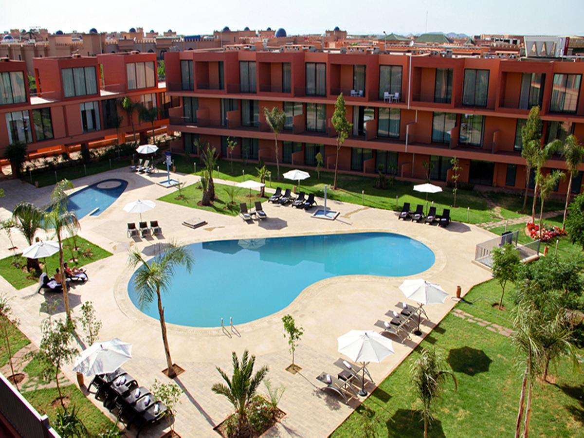 Rawabi Hotel & Spa- All Inclusive (Fas Marakeş) - Booking pour Les Jardins De L Agdal Hotel & Spa
