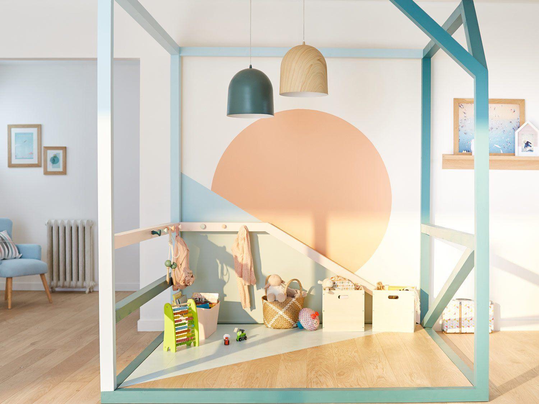 Réaliser Un Espace De Jeux Dans Le Salon In 2019   Baby Room ... pour Salon De Jardin Leroy Merlin Promo