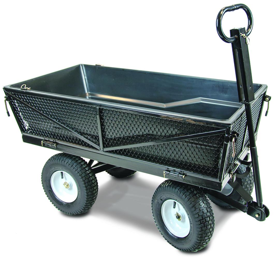 Remorque De Jardin Multi-Usage concernant Chariot De Jardin Multi Usage