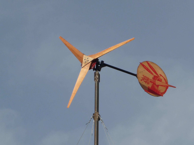 Réseau Tripalium | Éoliennes Piggott : Stages, Manuel ... à Construire Une Eolienne De Jardin