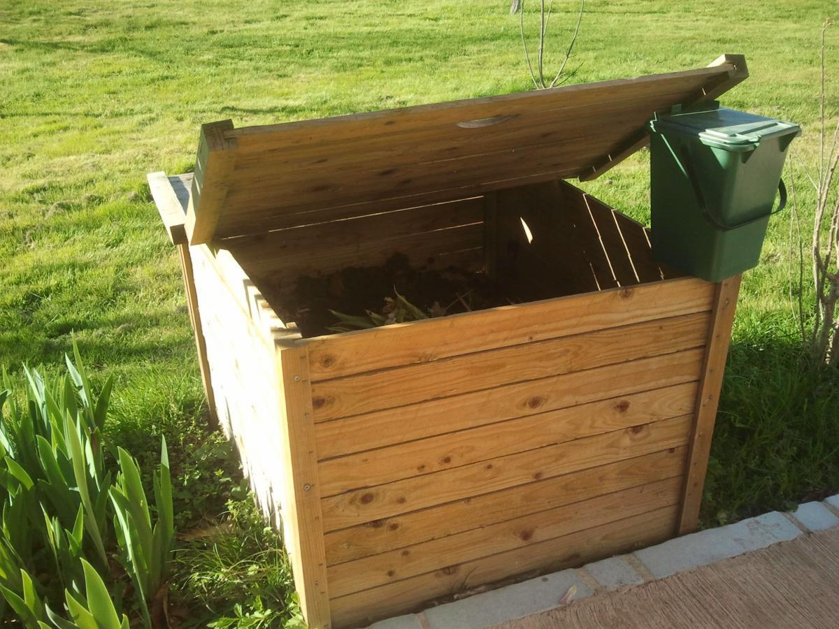 Réservez Votre Composteur | Communauté D'agglomération ... concernant Composteur De Jardin