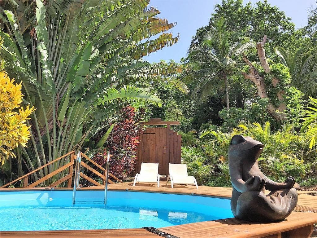 Resort Village Au Jardin Des Colibris, Deshaies, Guadeloupe ... à But De Foot Pour Jardin