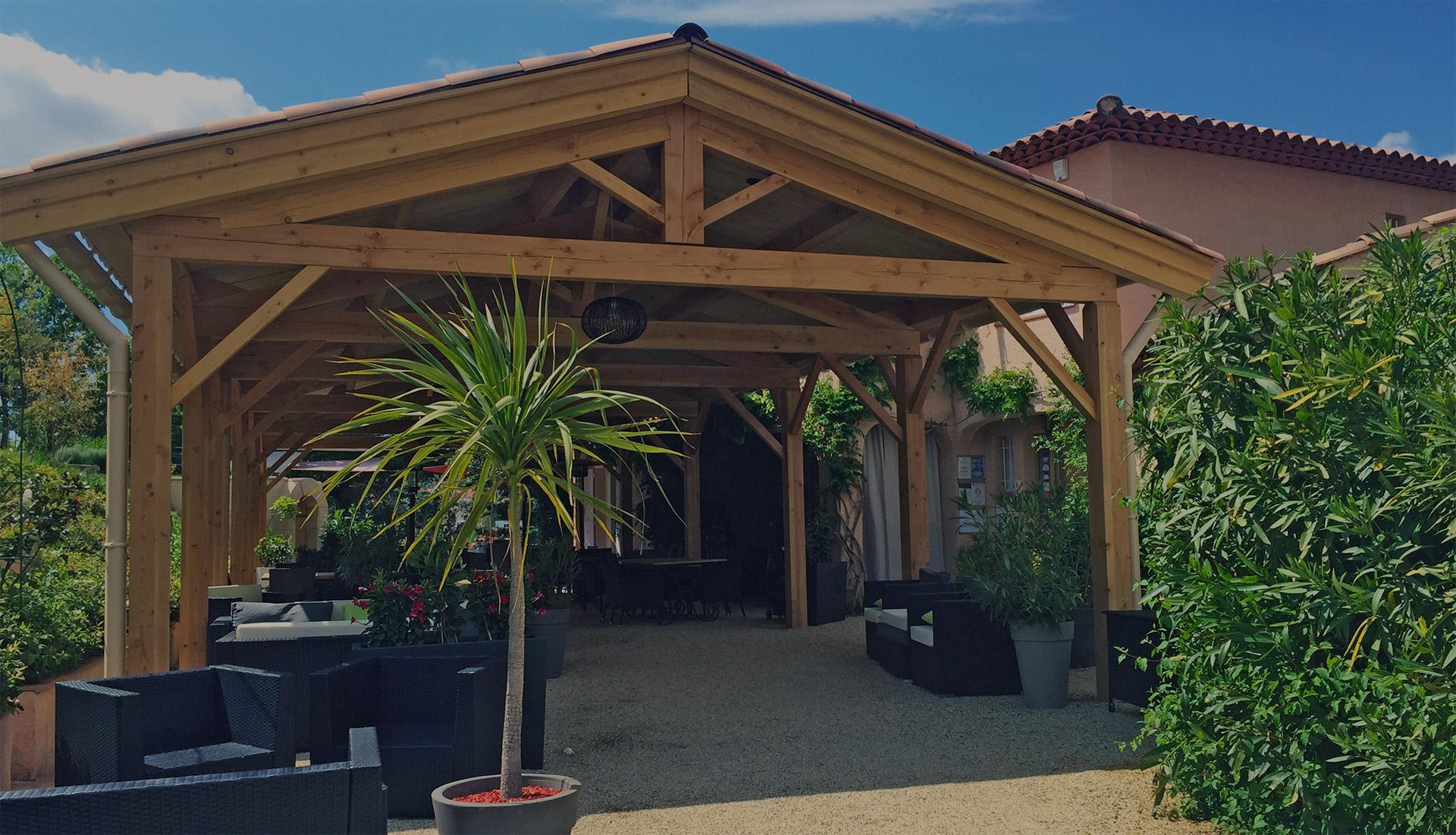 Restaurant, Chambres D'hôtes Et Spa À Valensole | Le Jardin ... concernant Restaurant Avec Jardin Ile De France