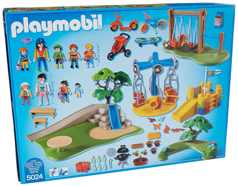 """Résultat De Recherche D'images Pour """"playmobil Plaine De Jeux"""" destiné Playmobil Jardin D Enfant"""