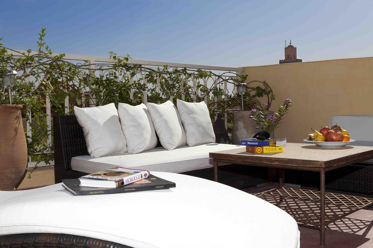Riad Cocoon (Fas Marakeş) - Booking destiné Salon De Jardin Cocoon