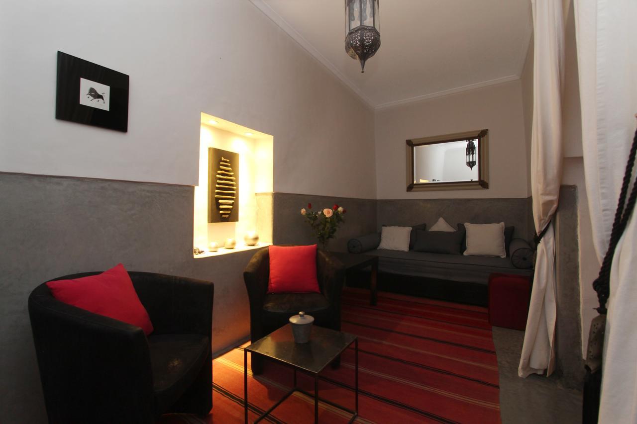 Riad Dar Vima (Maroko Marrakesz) - Booking intérieur Vima Salon De Jardin