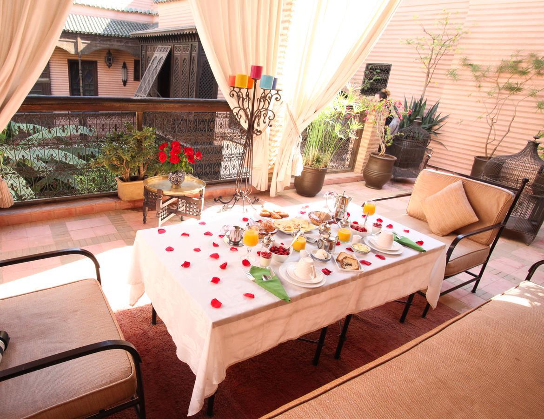 Riad Ilayka (Fas Marakeş) - Booking avec Restaurant Avec Jardin 78