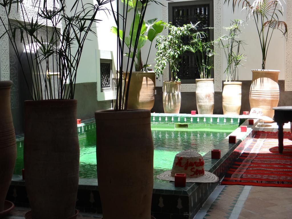 Riad Jardin Des Sens, Marrakesh, Morocco - Booking à But De Foot Pour Jardin