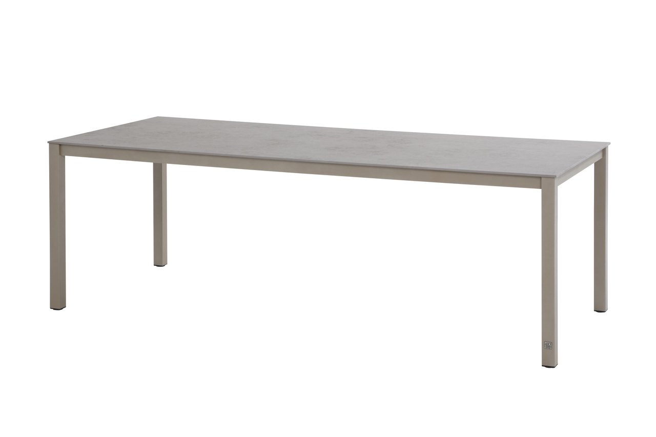 Rivoli - Personisable Garden Table - Stainless, Aluminium ... destiné Table Jardin Ceramique