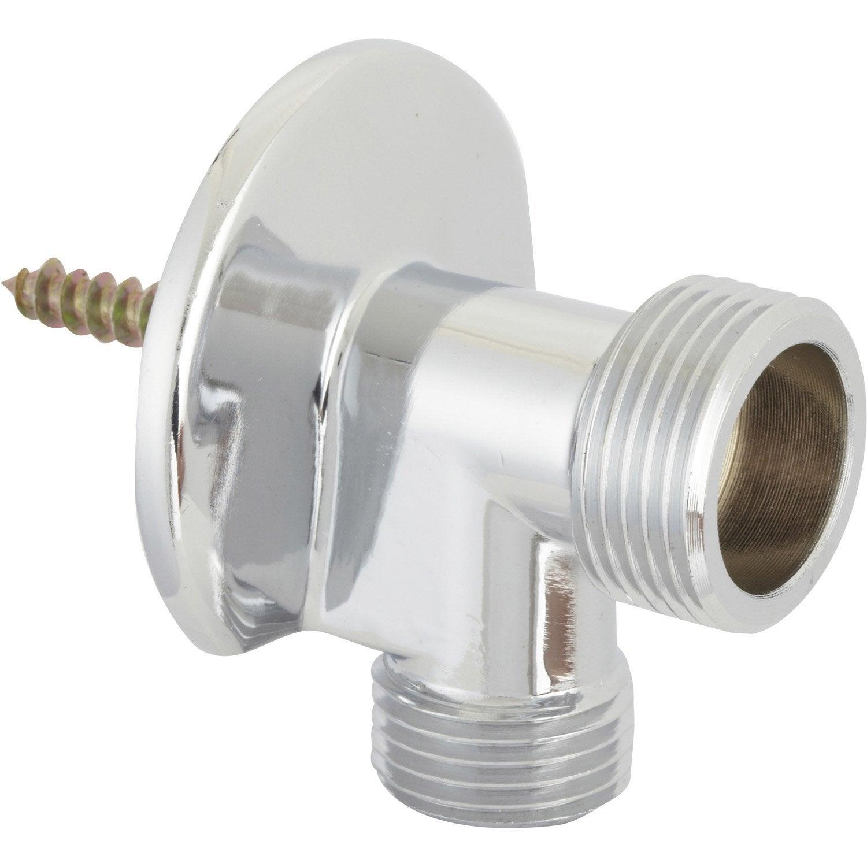 Robinet Connecteur 3/4 Fileté Réducteur Quick Fix Métal ... pour Applique Robinet Jardin