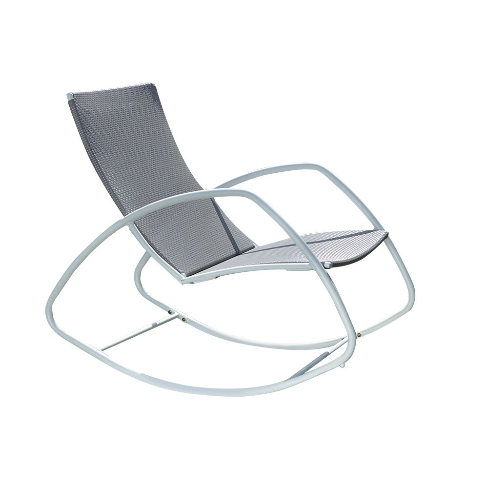 Rocking-Chair Soraya encequiconcerne Rocking Chair Jardin