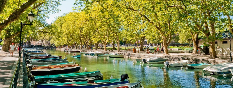 Romantik Bir Kaçamak İsteyenlere: Annecy Gezi Rehberi pour Les Jardins Du Château Annecy