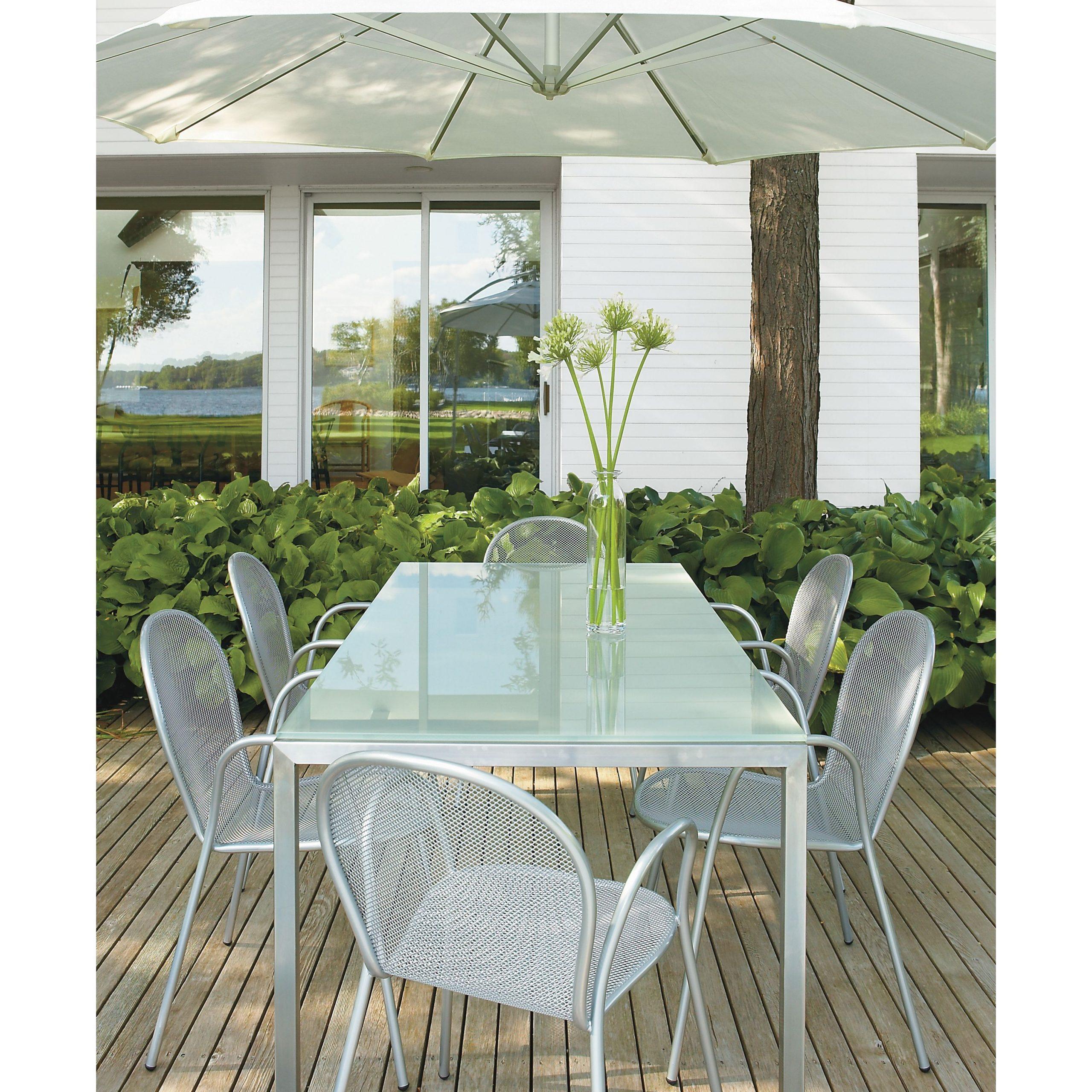Room & Board | Portica Outdoor Tables | Outdoor Dining ... encequiconcerne Table De Jardin Kettler