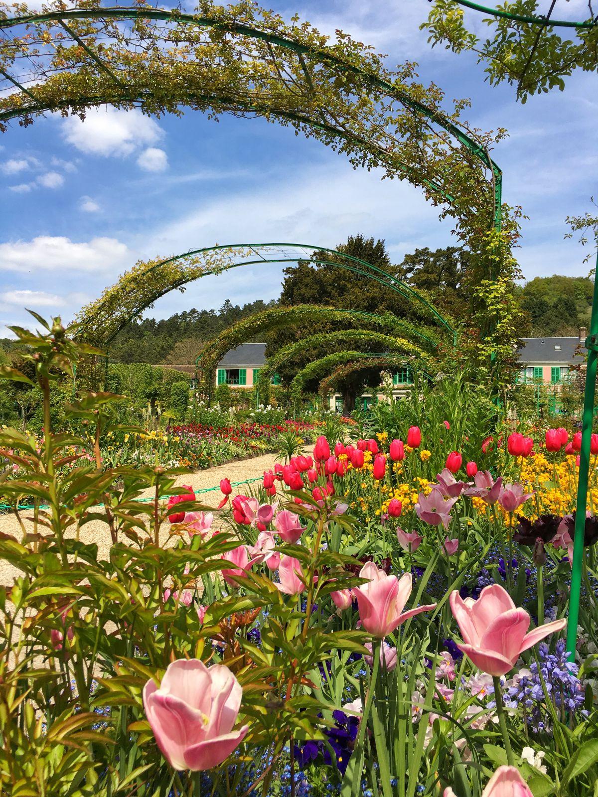 Rouen Ve Giverny – Gezgin Bilgin à Salon De Jardin Alice Garden