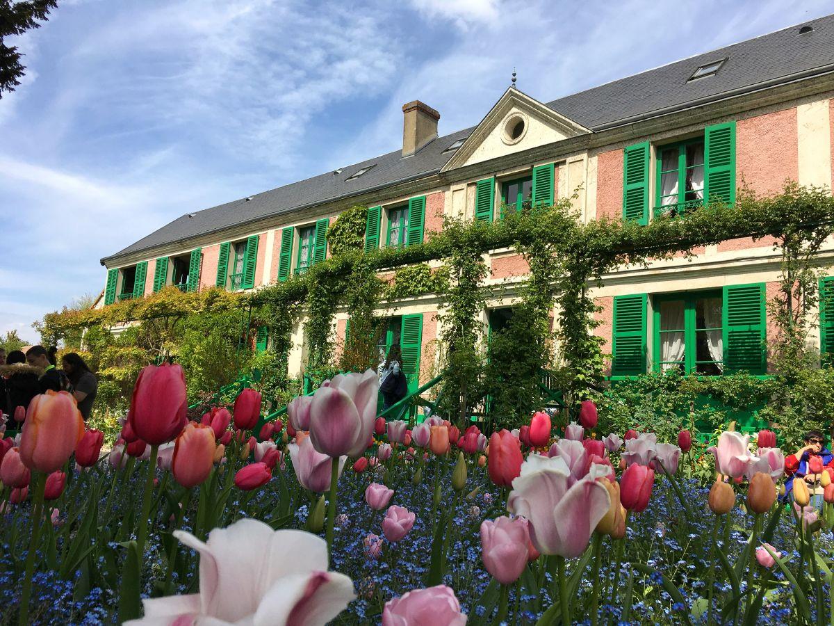 Rouen Ve Giverny – Gezgin Bilgin avec Salon De Jardin Alice Garden