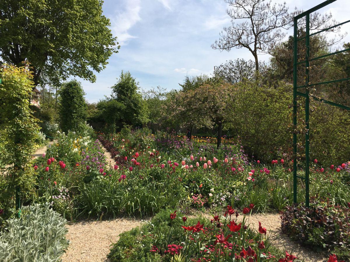 Rouen Ve Giverny – Gezgin Bilgin dedans Salon Jardin Alice Garden