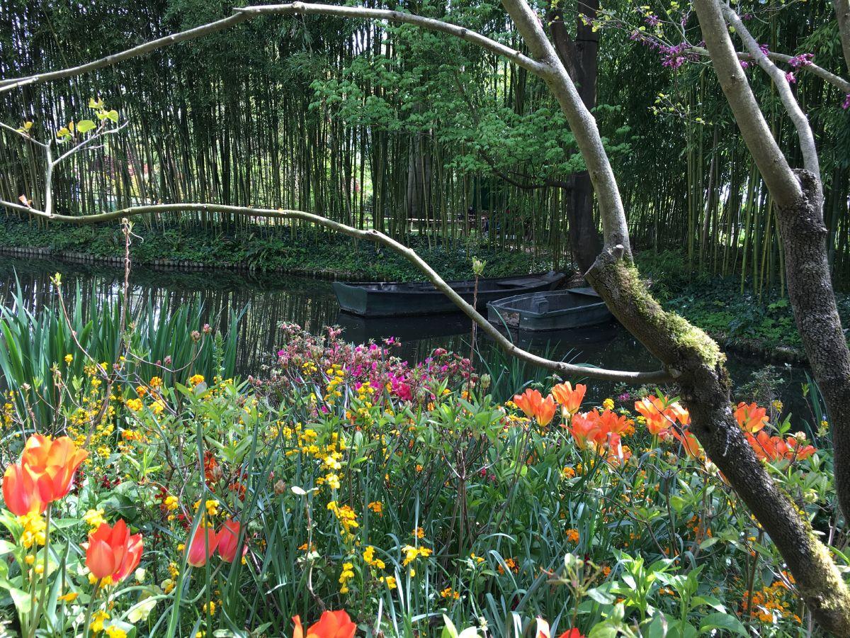 Rouen Ve Giverny – Gezgin Bilgin pour Salon De Jardin Alice Garden
