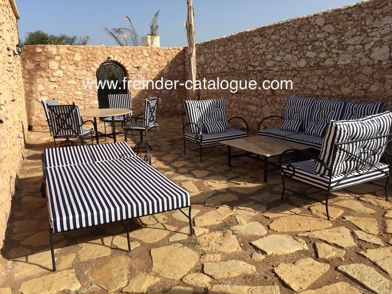 Royal Sofa - Salon De Jardin En Fer Forgé Pas Cher serapportantà Salon De Jardin En Promotion
