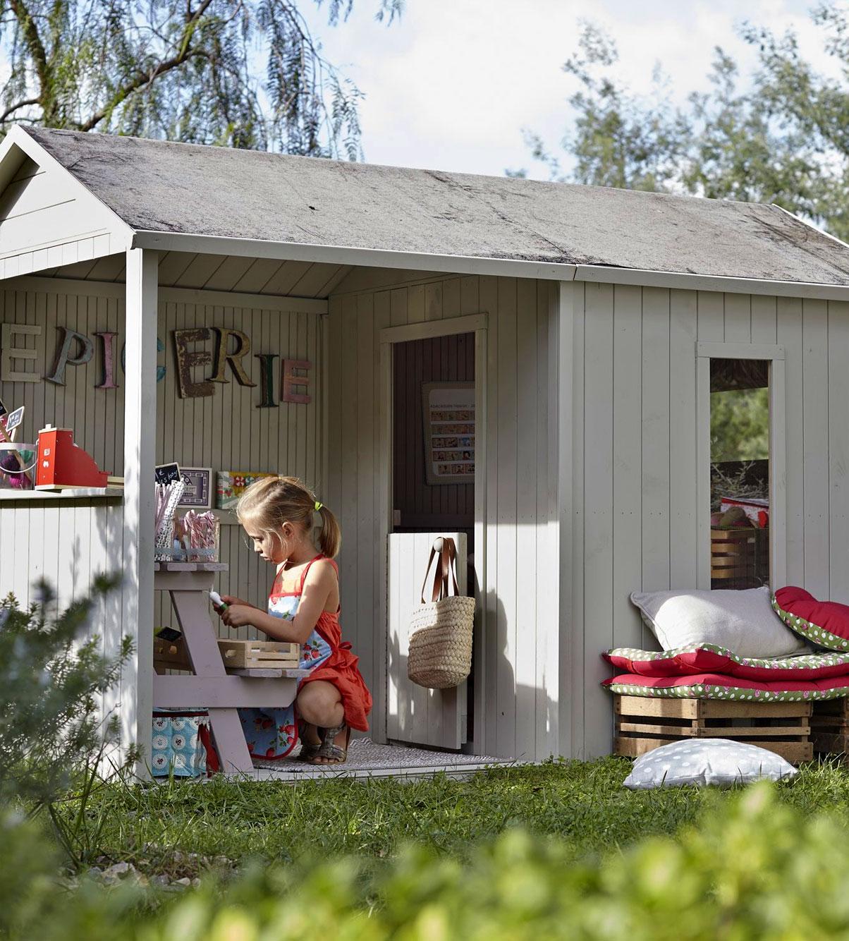 S Et Détails Sur Les Différents Abris De Jardin pour Construire Une Cabane De Jardin