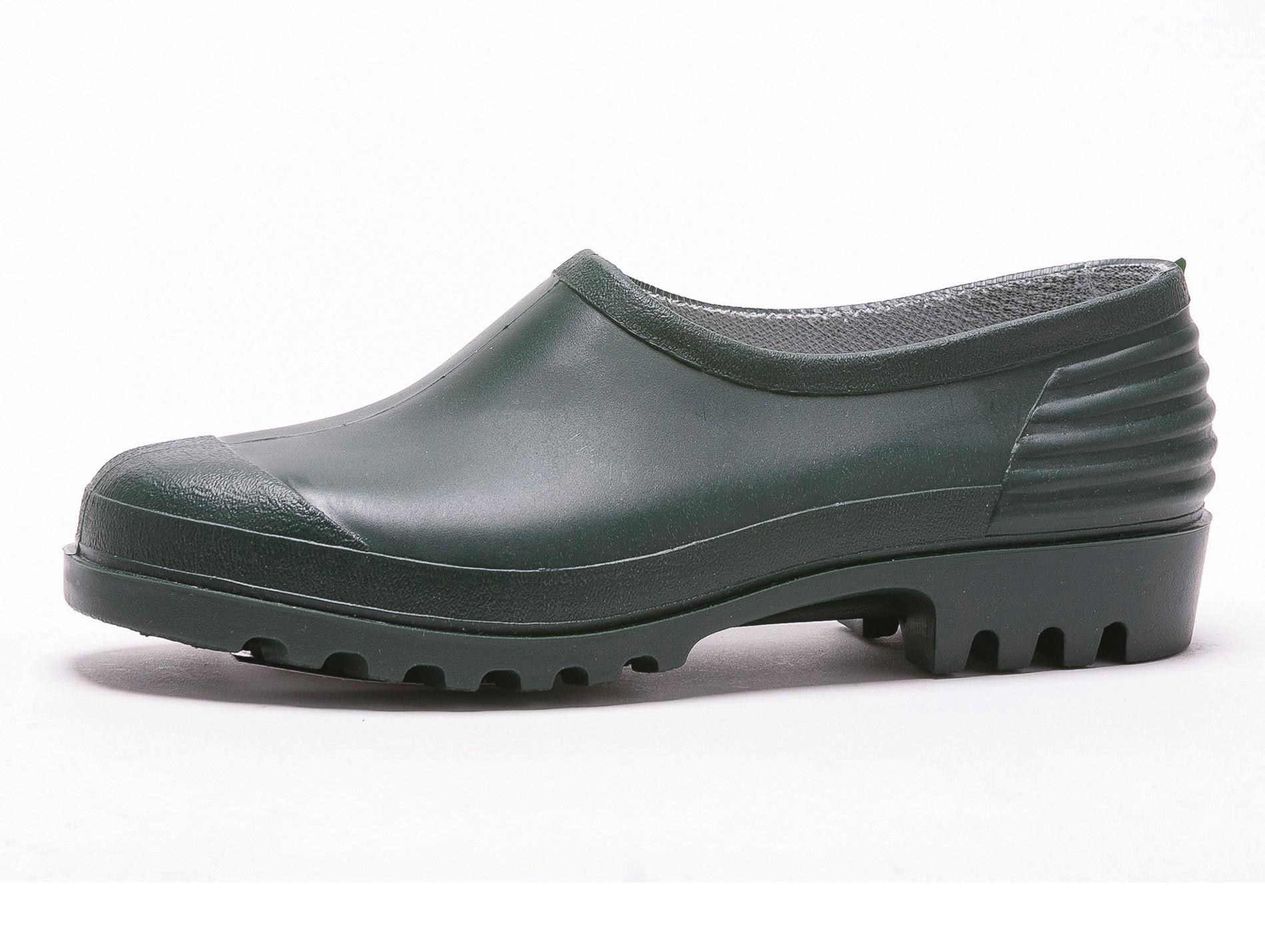 Sabots De Jardin Baudou Vert à Chaussure De Jardin