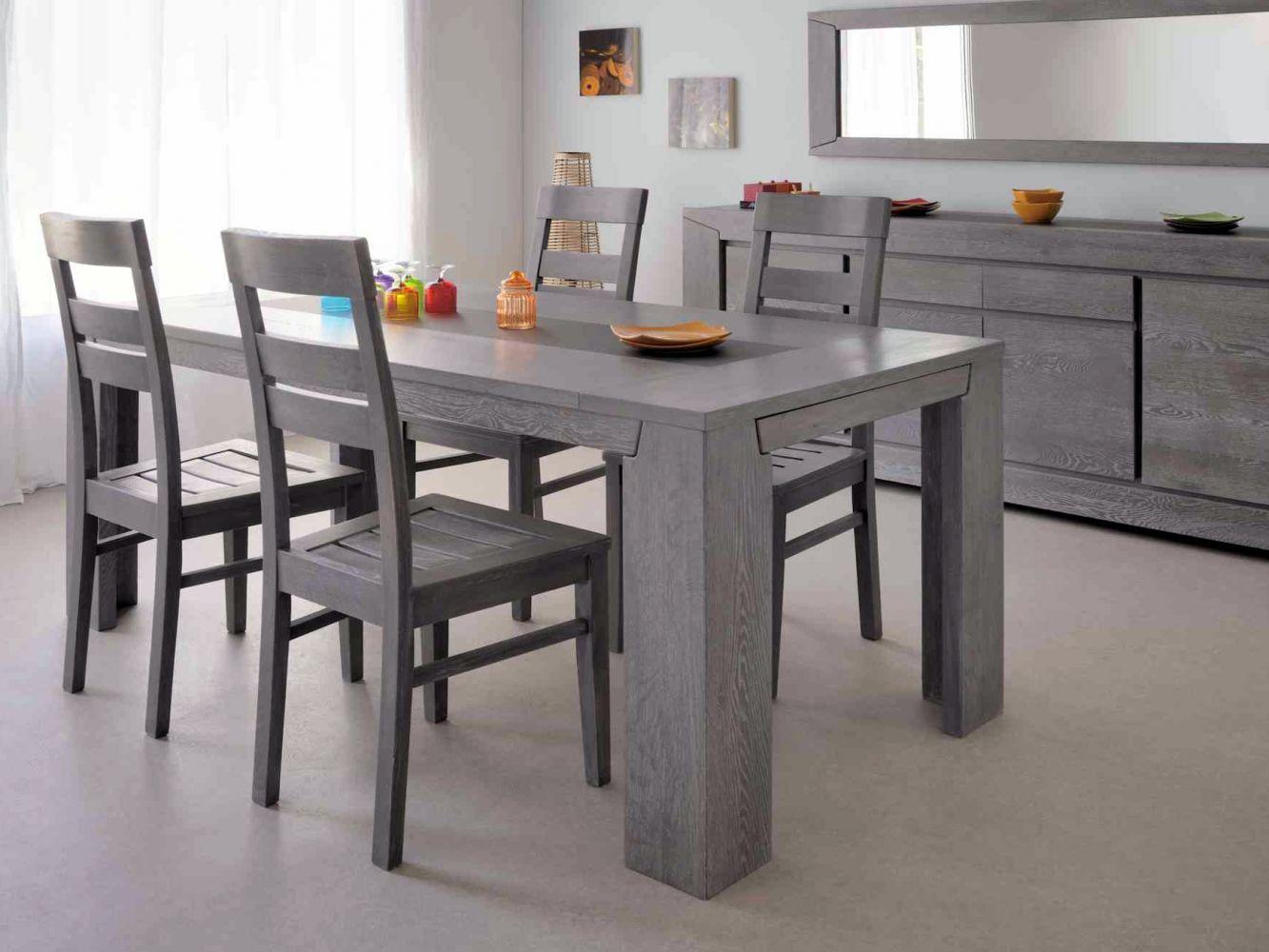 Salle A Manger Complète Conforama Table Carrée - Meuble Et ... destiné Conforama Table De Jardin