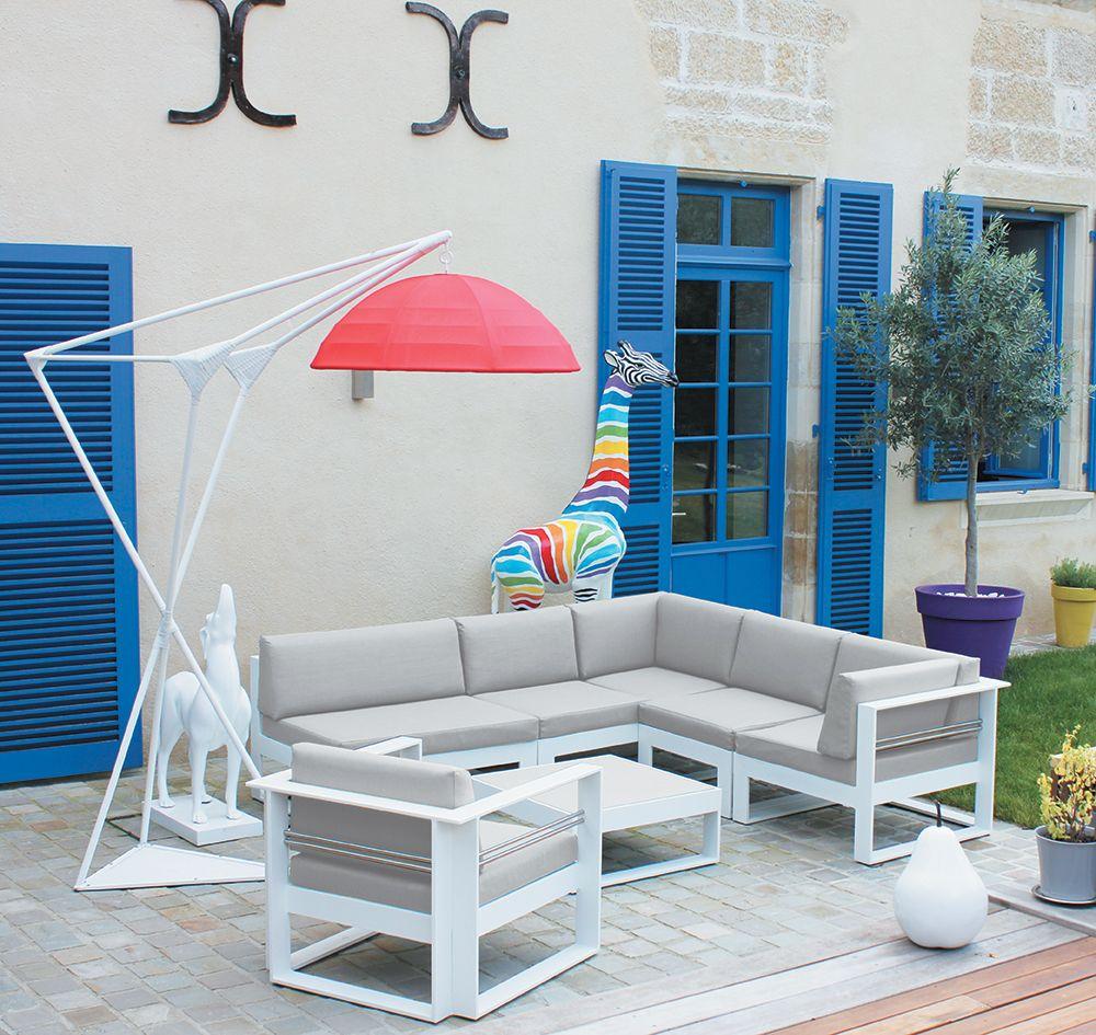 Salon Bas - Residence | Disponible Chez Home Store Balitrand ... pour Magasin Mobilier De Jardin