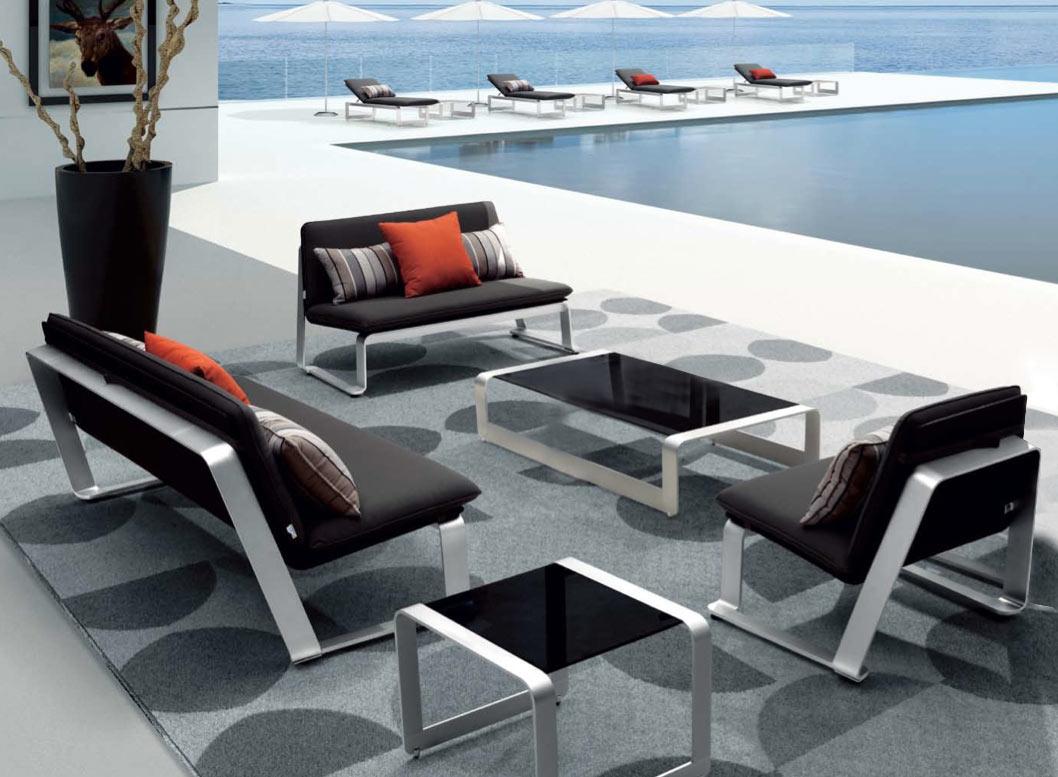 Salon De Jardin Aluminium Soldes - The Best Undercut Ponytail intérieur Table De Jardin Design Pas Cher