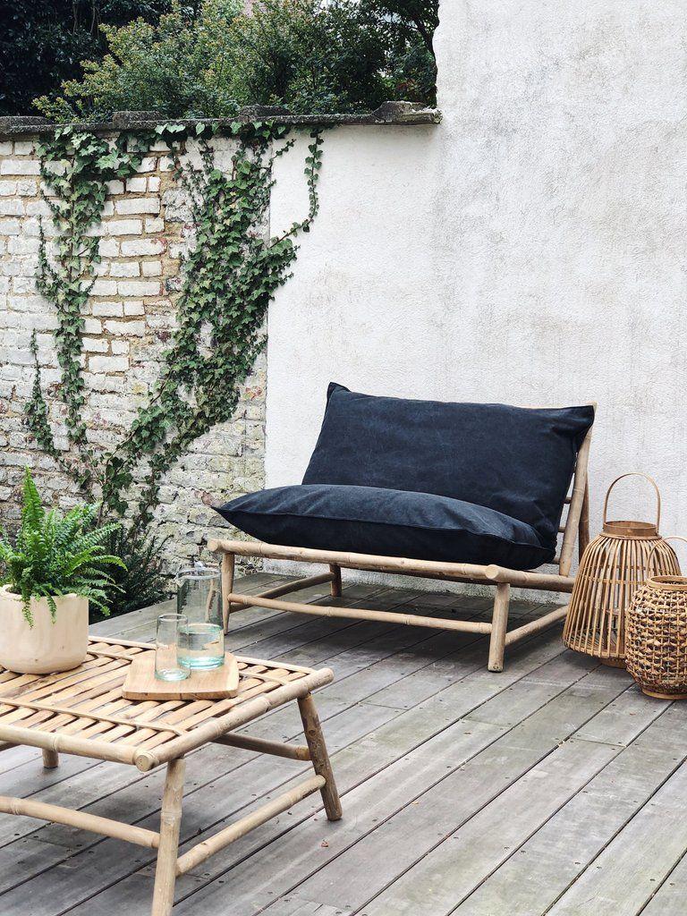 Salon De Jardin Bambou à Salon De Jardin Bambou