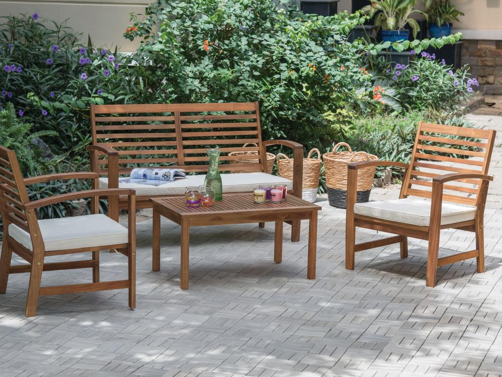 Salon De Jardin Bas Pas Cher : 10 Modèles Sympa - Joli Place intérieur Canapé De Jardin Pas Cher
