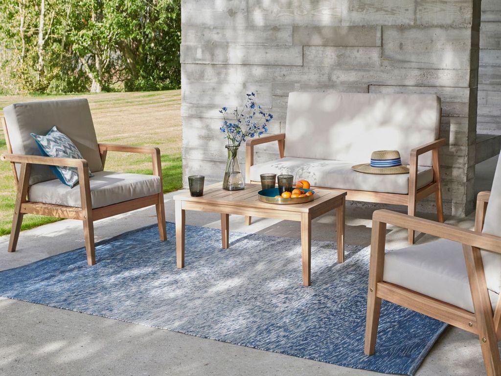 Salon De Jardin Bas Pas Cher : 10 Modèles Sympa - Joli Place intérieur Solde Mobilier De Jardin