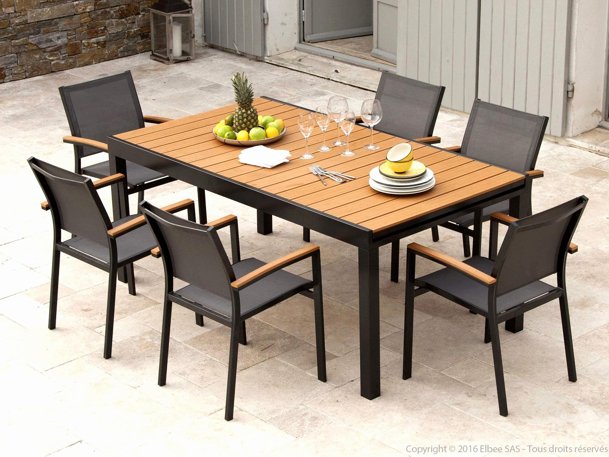 Salon De Jardin California Brico Depot Luxe Salon De Jardin ... concernant Table De Jardin Brico