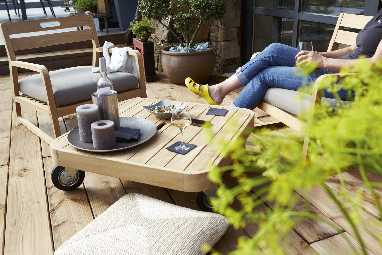 Salon De Jardin Collection Resort Naterial - Salon De Jardin ... avec Salon De Jardin Leroy Merlin Promo