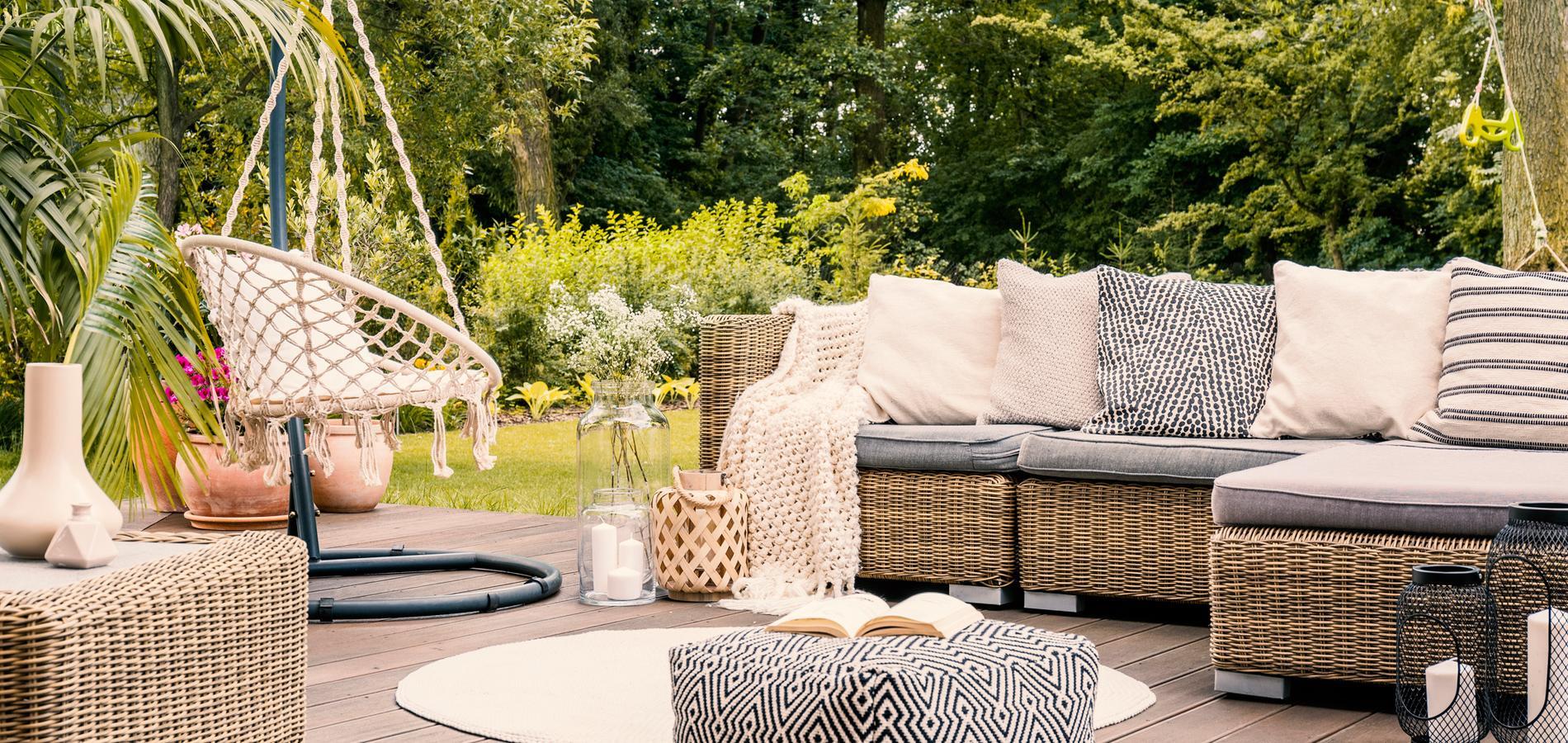 Salon De Jardin Confortable Luxe Salon Terrasse | Salon Jardin dedans Salon De Jardin Confortable