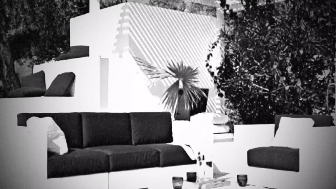 Salon, De, Jardin, En, Résine, Tressée, Canape, Table, Chaise, Longue,  Relax, Transat, Fauteuil, Pi à Salon De Jardin Resine Tresse