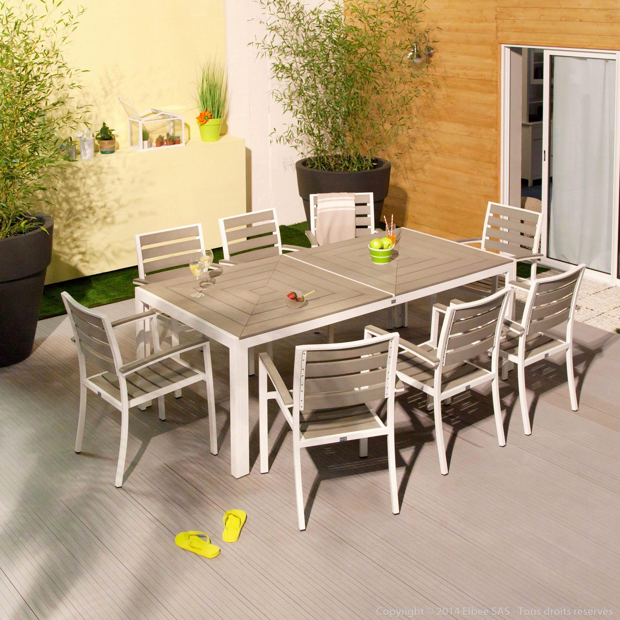 Salon De Jardin En Soldes Leclerc Nouveau Leclerc Table ... avec Table De Jardin Magasin Leclerc