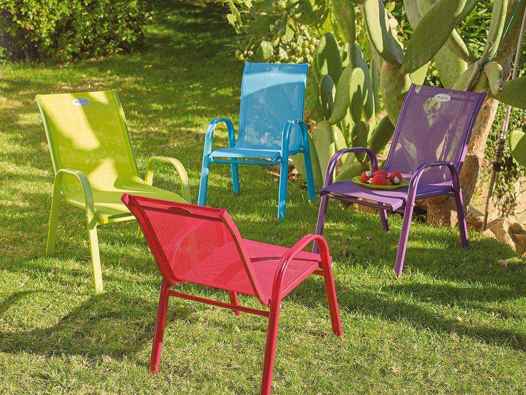Salon De Jardin Enfant Des Idées - Idees Conception Jardin serapportantà Salon De Jardin Enfants