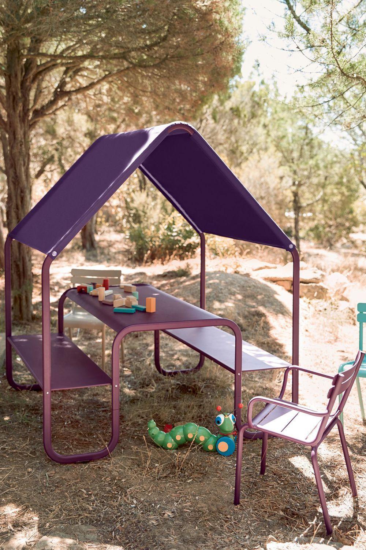 Salon De Jardin Enfant : Sélection De Mobilier Outdoor ... encequiconcerne Salon De Jardin Pour Enfant