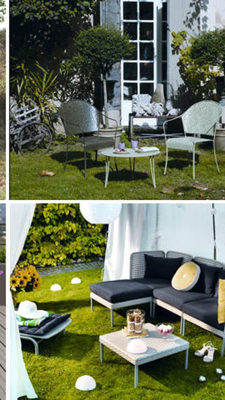 Salon De Jardin Enholmen D'ikea intérieur Mobilier De Jardin Ikea