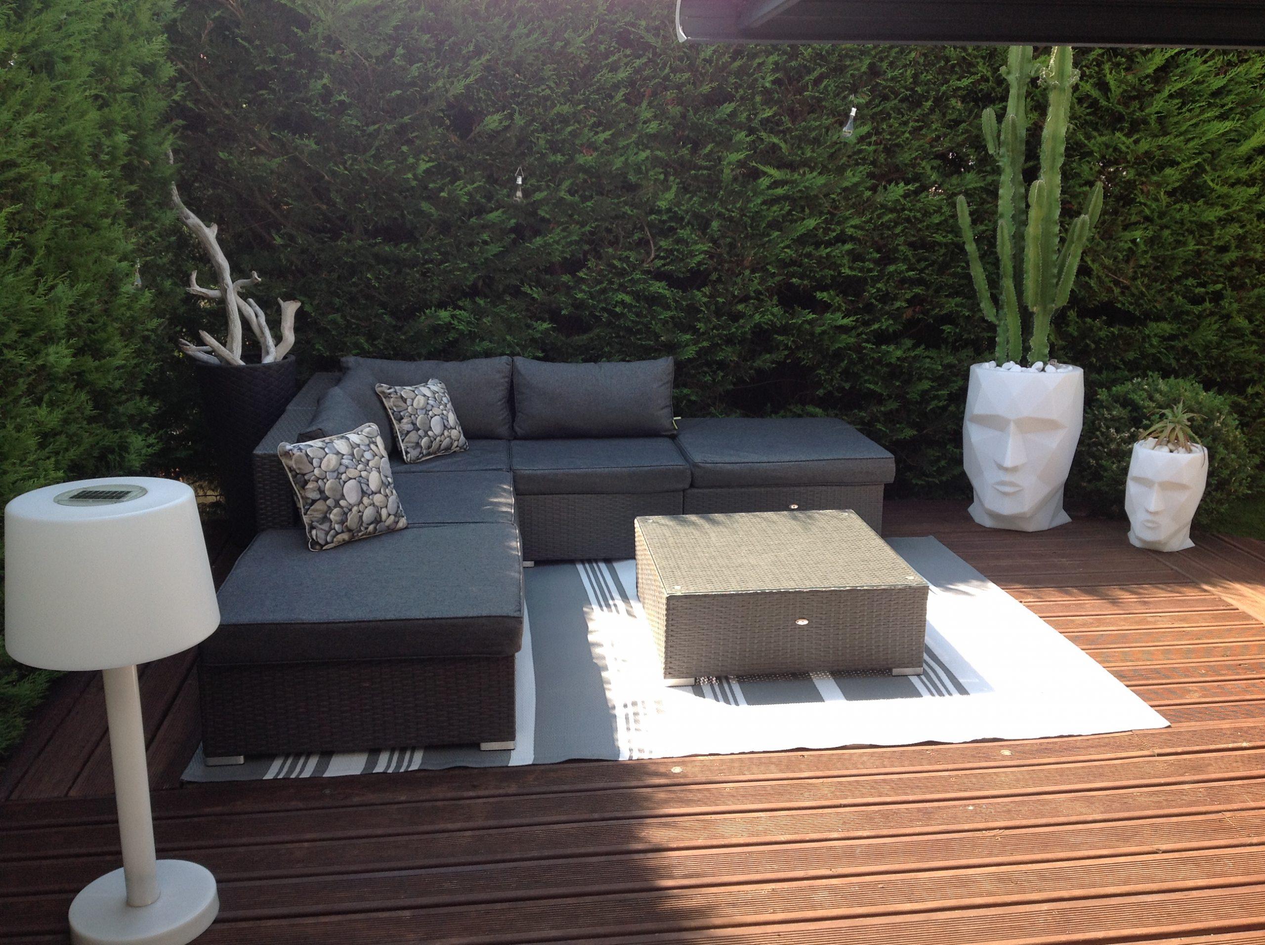 Salon De Jardin Exterieur Design - Yaser.vtngcf.org dedans Salon De Détente Jardin