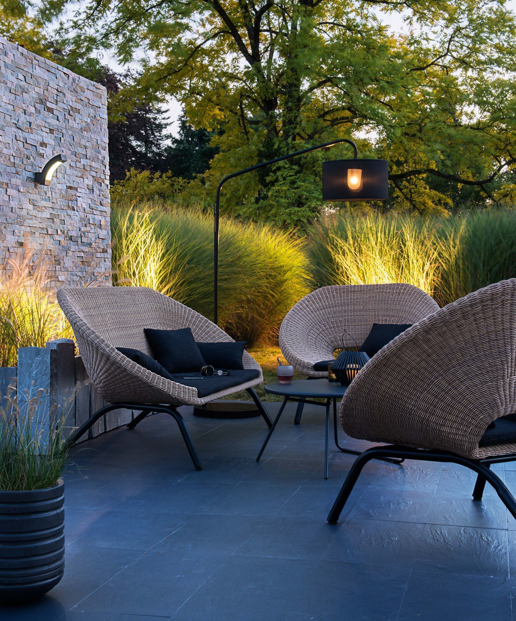 Salon De Jardin Moderne Design - Baser.vtngcf.org concernant Salon De Jardin Truffaut