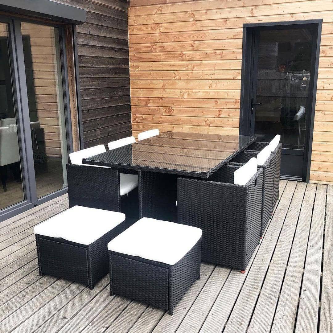 Salon De Jardin Moderne Design - Baser.vtngcf.org destiné Salon De Jardin Truffaut