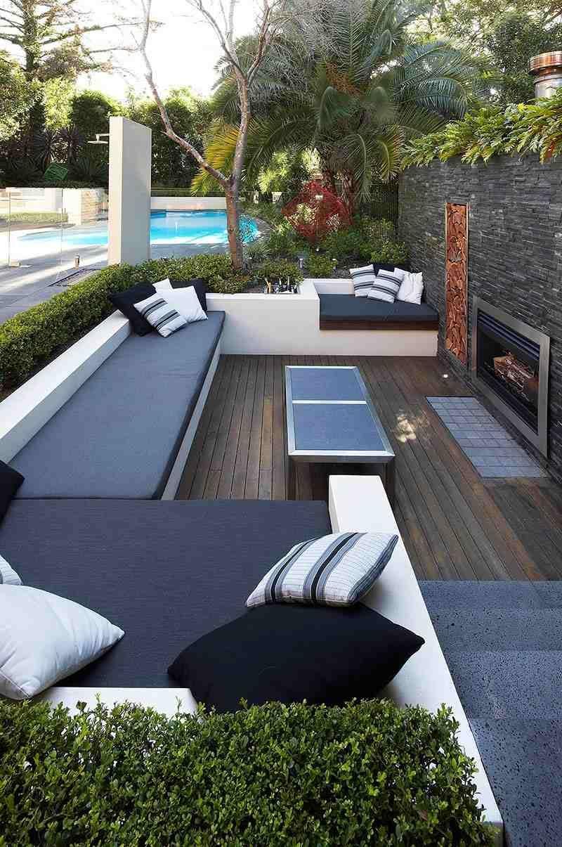 Salon De Jardin Moderne Design - Heser.vtngcf.org avec Truffaut Table De Jardin
