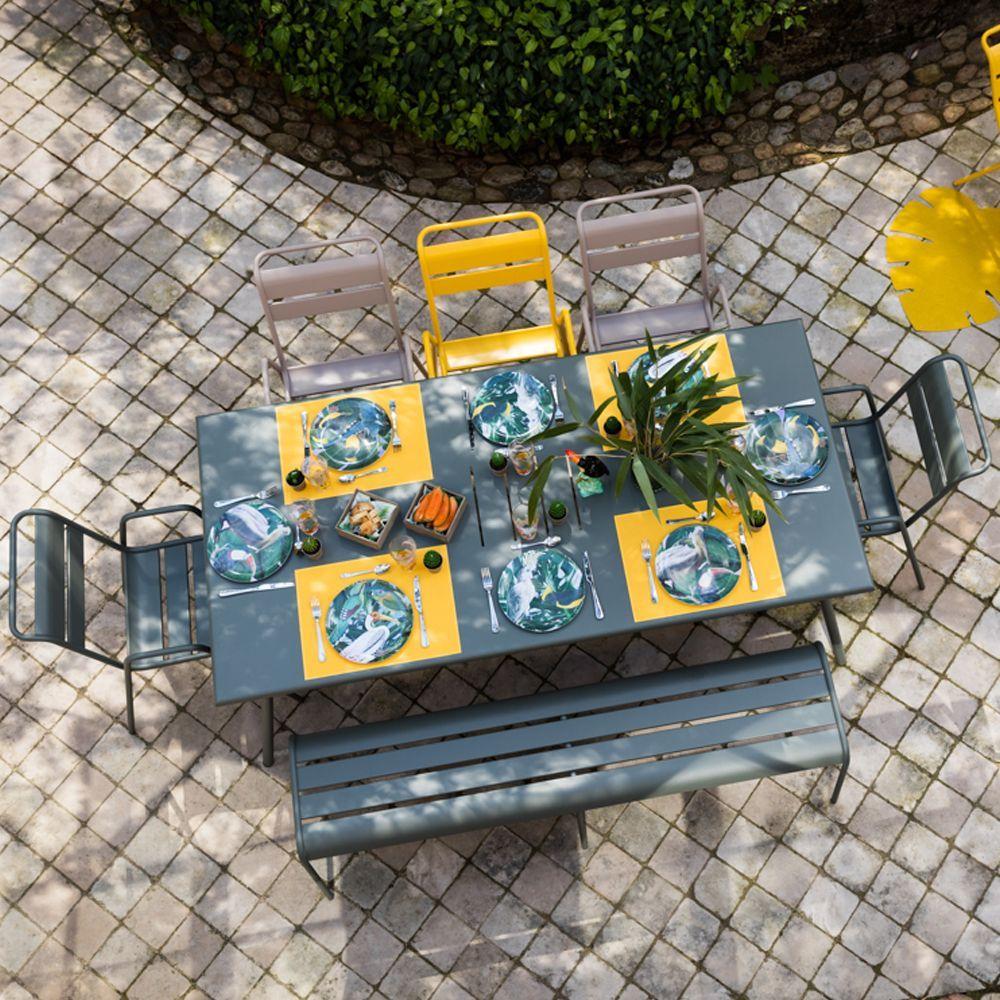 Salon De Jardin Monceau Fermob - Salon De Jardin Gamm Vert ... à Gamm Vert Salon De Jardin