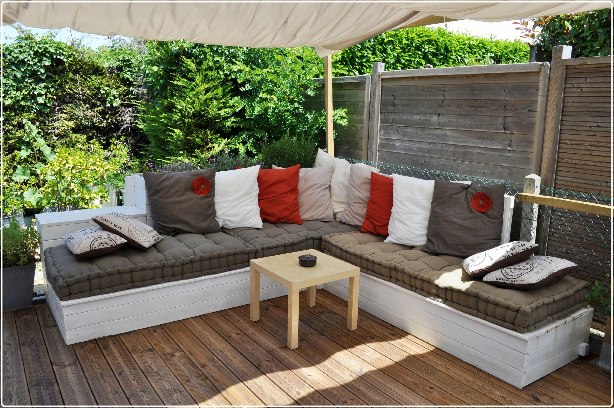 Salon De Jardin Originaux - The Best Undercut Ponytail à Coussin Pour Salon De Jardin En Palette